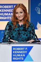 J.K. Rowling Receives Robert F. Kennedy Human Rights Ripple of Hope honor in New York City