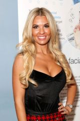 Christine McGuinness Attend celebrity pamper gifting day at Hutton Hall, Essex