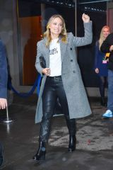 Olivia Wilde Leaves the Z100 Jingle Ball in New York