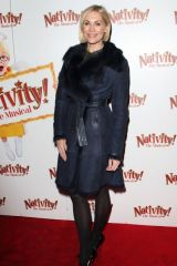 "Jenni Falconer Attends the press night performance of ""Nativity! The Musical"" at The Eventim Apollo, Hammersmith in London"