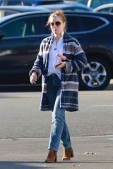 Amy Adams Out in Los Feliz