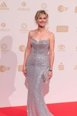 Britta Heidemann At Sportsperson of the Year in Baden-Baden