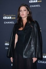 Adèle Exarchopoulos At 'Cesar - Revelations 2020' Photocall at Petit Palais in Paris