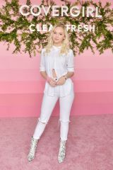 Jordyn Jones At Covergirl Clean Fresh Launch Party in LA
