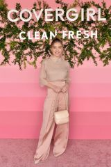 Sydney Sweeney At Covergirl Clean Fresh Launch Party in LA