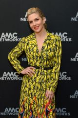 Rhea Seehorn At AMC segment of the 2020 Winter TCA Press Tour in Pasadena