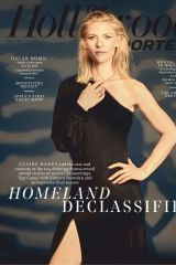 Claire Danes - The Hollywood Reporter Magazine January 2020