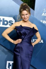 Renee Zellweger At 26th Annual Screen Actors Guild Awards in Los Angeles