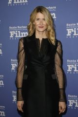 Laura Dern At Cinema Vangaurd Award at the 35th Annual Santa Barbara International Film Festival at the Arlington Theatre