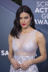 Nina Kiri At the red carpet of the 26th Annual Screen Actors Guild Awards held at the Shrine Auditorium in Los Angeles