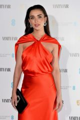 Amy Jackson At Vanity Fair EE Rising Star BAFTAs Pre Party in London