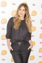 Louise Redknapp At 'Good Morning Britain' TV show, London, UK