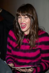 Liv Tyler Is seen at 'Jimmy Kimmel Live' in Los Angeles