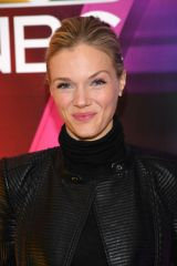 Tracy Spiridakos At NBC Midseason New York Press Junket