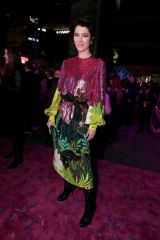 Mary Elizabeth Winstead At the Birds of Prey Harleywood and Highland film event in LA