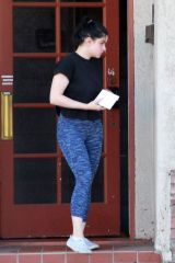 Ariel Winter At acting class in LA