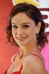 Sarah Wayne Callies At NBC Midseason Press Junket in New York