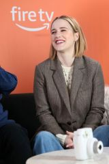 Rachel Brosnahan At The Vulture Spot presented by Amazon Fire TV in Park City