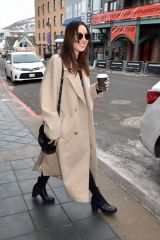 Aubrey Plaza Out in Park City