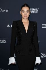 Hailee Steinfeld At Grammy Salute to Icons Honoring Sean 'Diddy' Combs in Beverly Hills