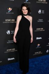 Michelle Dockery At G'Day USA 2020 in Beverly Hills