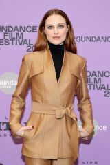 Evan Rachel Wood At Kajillionaire Premiere at Sundance Film Festival in Park City