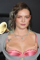 Tove Lo Attends the 62nd Annual GRAMMY Awards at Staples Center in Los Angeles