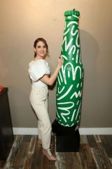 Alison Brie At Heineken at TheWrap Studio at Sundance Film Festival in Park City