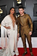Priyanka Chopra At 62nd Annual GRAMMY Awards in LA