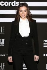 Hailee Steinfeld At Republic Records Grammy After Party in West Hollywood