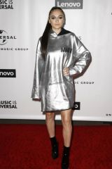 Daya At Universal's Grammys After Party, Arrivals, Los Angeles
