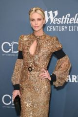 Charlize Theron At 22nd CDGA (Costume Designers Guild Awards) in Beverly Hills