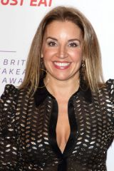 Sarah Willingham At British Takeaway Awards, Arrivals, The Savoy Hotel, London