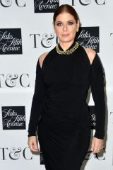 Debra Messing At Town & Country Jewelry Awards, New York