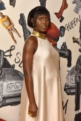 Jodie Turner-Smith At 'Queen and Slim' film premiere, London