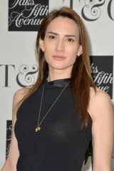 Zani Gugelmann At Town & Country Jewelry Awards, New York