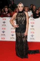 Katie McGlynn At 25th National Television Awards, Arrivals, O2, London