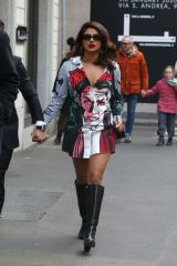Priyanka Chopra Out and about in Milan, Italy