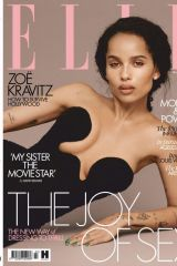 Zoe Kravitz - Elle Magazine UK, March 2020