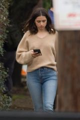 Ana De Armas Filming Deep Water