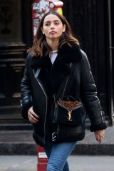 Ana De Armas In Soho New York
