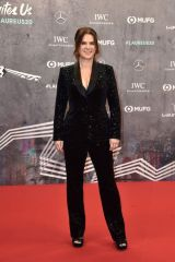 Katarina Witt At Laureus Sportawards in Berlin