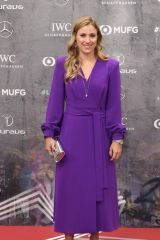 Angelique Kerber At Laureus Sport Awards in Berlin