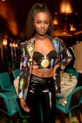Leomie Anderson At Natalia Vodianova x Maxx Resorts party, Scott's, London, UK