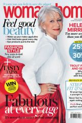 Helen Mirren - Woman & Home Magazine South Africa - March 2020