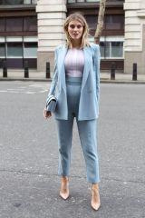 Ashley James At Ashley Williams Show as part of London Fashion Week