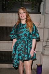 Freya Ridings At 40th Brit Awards, After party, London