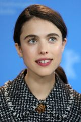 Margaret Qualley At My Salinger Year Photocall at 70th Berlin Film Festival