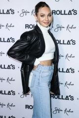 Maddie Ziegler At Rolla's x Sofia Richie Collection Launch Event at 1 Hotel West Hollywood in Los Angeles