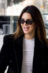 Kendall Jenner Out in Milan